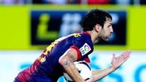 Fabregas: Thêm một ngôi sao đóng kịch ăn vạ siêu hạng của Barca