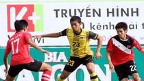 Giải U21 Quốc tế báo Thanh Niên:Lào suýt tạo 'địa chấn' trước Malaysia