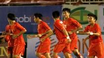 U21 Việt Nam hủy diệt U21 Singapore ngày ra quân