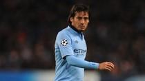Tin vui cho MU trước derby Manchester: David Silva chấn thương