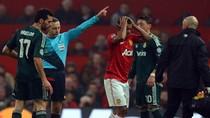 Đội trưởng Man City cũng sốc vì thẻ đỏ của Nani