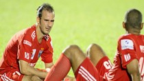 Cập nhật kết quả, BXH V-League 2013: Bình Dương 4 trận toàn thua