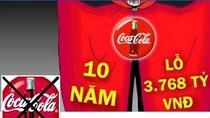 Nếu có chuyện trốn thuế, siêu thị dám vứt Coca Cola khỏi kệ hàng?