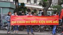 """Hàng loạt sự cố khiến chung cư Đại Thanh luôn """"dậy sóng"""""""
