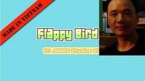 """Truyền thông đang tạo áp lực """"nghìn cân"""" lên tác giả Flappy Bird?"""