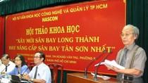 Sẽ gửi kiến nghị phản đối xây sân bay Long Thành lên Bộ Chính trị