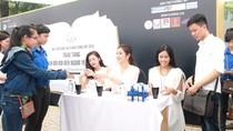 """Sôi động """"Ngày hội Vì Khát vọng Việt 2015"""""""