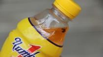 Tân Hiệp Phát mềm mỏng, khách hàng bàn giao chai Number 1 nghi chứa ruồi