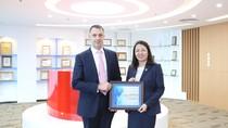 Maritime Bank đạt giải thưởng về thanh toán quốc tế