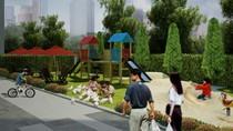 Dự án Central Field, không gian sống xanh giữa Thủ đô