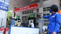 Giá xăng dầu giảm mạnh từ 15h chiều nay
