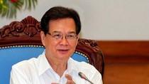 Thủ tướng yêu cầu báo cáo việc bổ nhiệm ông Dương Chí Dũng trước 31/5