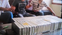 Ngụy trang 58 bánh heroin bằng đặc sản bánh đa Kế