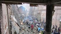 Vụ sập mái nhà thờ: Phó Chủ tịch tỉnh Thái Nguyên lên tiếng