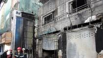 Hỏa hoạn thiêu rụi trung tâm Sony rộng 600m2