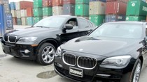 Hải Phòng: Tạm giữ 16 siêu xe nhập lậu