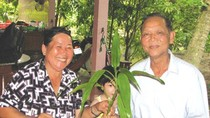 Chuyện tình huyền thoại của Tướng Tư Bốn Nguyễn Việt Thành