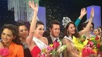 Hoa hậu Việt Nam không hề sướng!