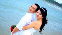 Chiêm ngưỡng cô dâu xinh đẹp của tay vợt số 1 Việt Nam