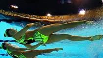 Những hình ảnh độc đáo dưới nước ở Olympic London 2012