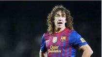 Góc ảnh hài hước về 'gã đầu xù' Carles Puyol