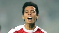Văn Quyết nâng tỷ số lên thành 2 - 1 cho U.23 Việt Nam