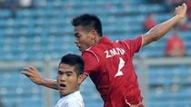 U.23 Myanmar 1-4 U.23 Việt Nam: Tận cùng của nỗi đau