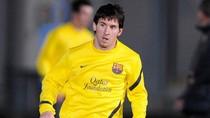 Messi, Fabregas... thăm trẻ em mồ côi sau sóng thần Nhật Bản