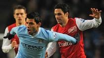 Nhanh tay đoán tỷ số Arsenal - Man City trúng thưởng (hạn chót 23h)