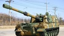 Ấn Độ sẽ sản xuất pháo tự hành K-9 của Hàn Quốc