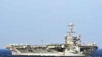 Những hình ảnh về cuộc tập trận đầu tiên giữa Mỹ, Nhật Bản và Hàn Quốc