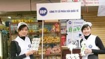 Công ty CP Sữa Quốc tế IDP tặng 5 thùng sữa Ba Vì (đợt 35)
