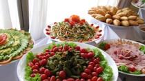 Kết quả  Voucher phòng nghỉ đôi giảm giá, ăn sáng, ăn trưa và tối