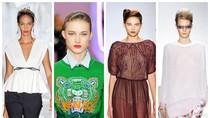 Nhìn lại 6 xu hướng thời trang thế giới hot nhất 2012