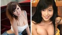 4 cô gái Việt điển hình cho phong trào 'đi vào showbiz bằng vòng 1'