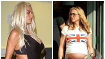 Những thảm họa thời trang bà bầu của người nổi tiếng