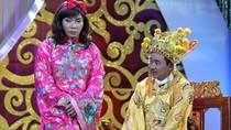 Quốc Khánh cười phì trước thông tin 'như đúng rồi' về Táo Quân 2013