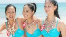 Nắng gắt, mát mắt ngắm Hương Giang trên biển (P28)