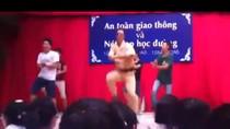 Clip 'cảnh sát giao thông' VN cuồng nhiệt với Gangnam Style