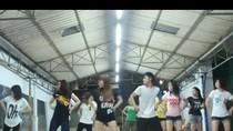 Clip hàng loạt nữ sinh Việt học nhảy Gangnam Style