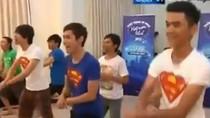 Thí sinh Vietnam Idol hào hứng với Gangnam Style