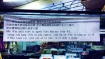 Thói trộm cắp và sự thô vụng ứng xử của vài người Việt khi ra nước ngoài