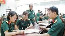 Danh sách 19 trường quân đội công bố ngưỡng điểm xét tuyển NV1