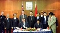 Bộ trưởng Trần Đại Quang hội đàm với nhiều Bộ trưởng của Australia