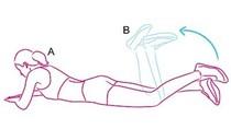 5 bài tập để có đôi chân quyến rũ