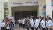 Danh sách các trường đầu tiên công bố điểm thi quốc gia 2016