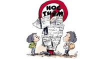 Dạy thêm, học thêm khiến nhiều quyền của trẻ em bị tước đoạt