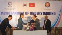 Hiệp hội Việt Nam và Hàn Quốc ký kết biên bản ghi nhớ hợp tác
