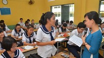 Giáo sư người Đan Mạch khuyên giáo viên Việt Nam ...lười đi một chút