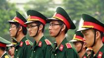 Đây là chi tiết chỉ tiêu của 18 trường khối quân đội năm 2018